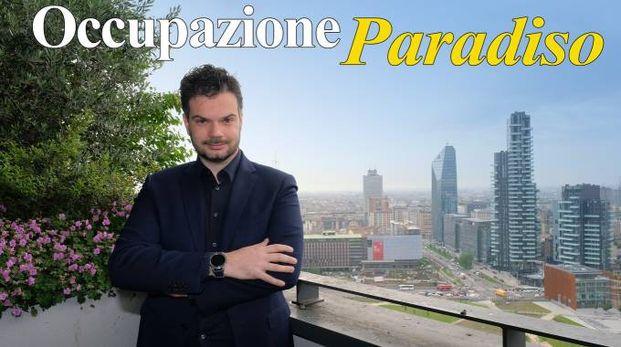 Pierpaolo Zampini, 42 anni, ad e cofondatore di Finlibera