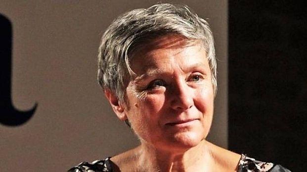 La poetessa Mariangela Gualtieri