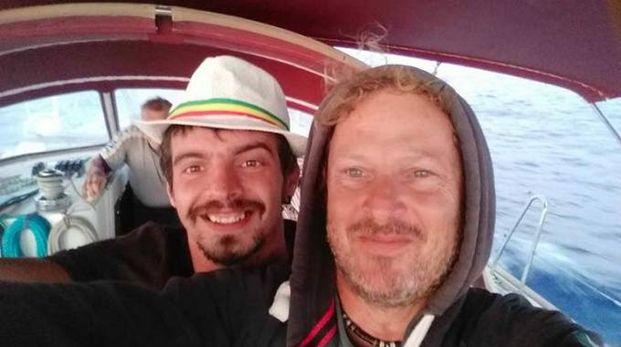 Aldo Revello (a destra) e Antonio Voinea