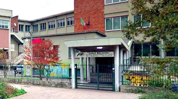 L'istituto professionale Molaschi di Cusano Milanino