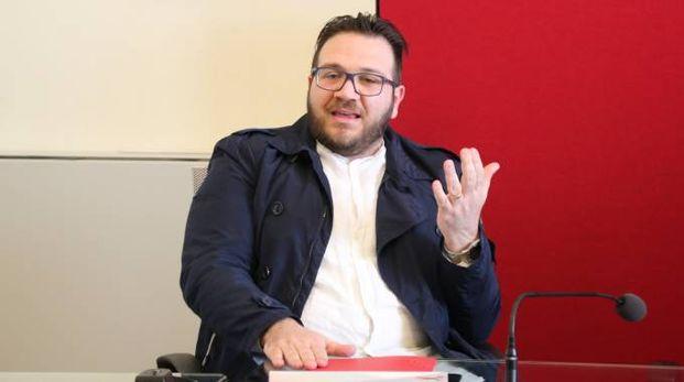 Lo chef stellato Agostino Iacobucci