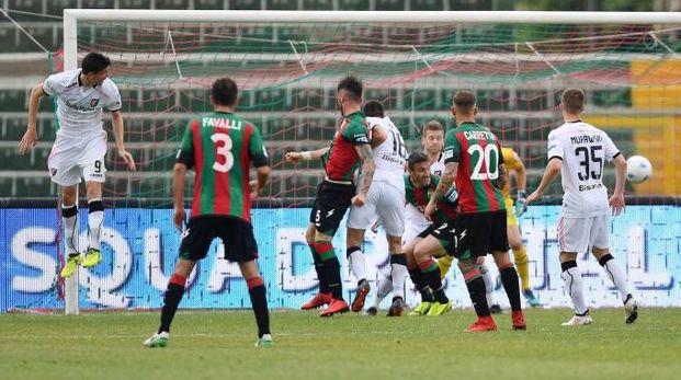 Ternana-Palermo 2-3 (foto LaPresse)
