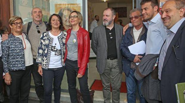 Il comitato elettorale di Carmelo Cappello ha aperto la sede in piazza Matteotti