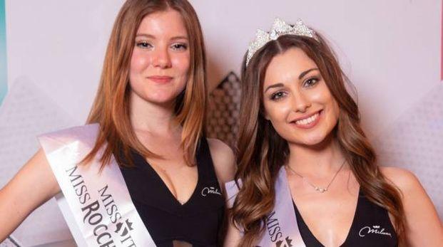 Giada Almici, seconda classificata, e Alessia Consolini, vincitrice