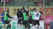 Al Manuzzi il Cesena supera il Parma per 2-1 (foto Ravaglia)