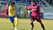 Fermana-Fano 0-1 (foto LaPresse)