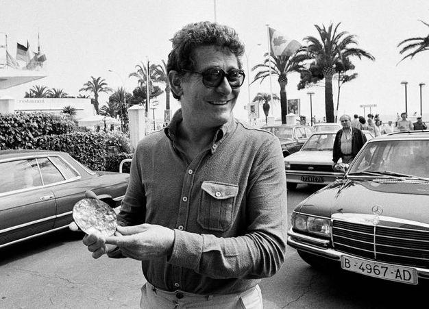 Olmi a Cannes nel 1978: Palma d'oro per L'albero degli zoccoli (Ansa)