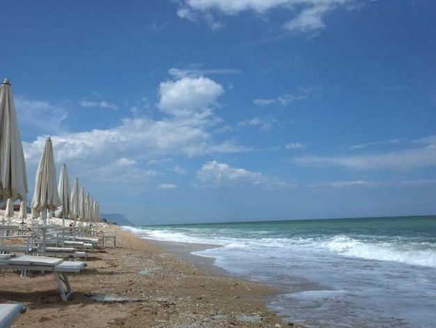 Spiaggia di Potenza Picena