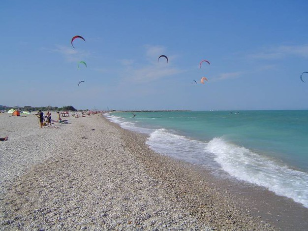 Spiaggia di Mondolfo