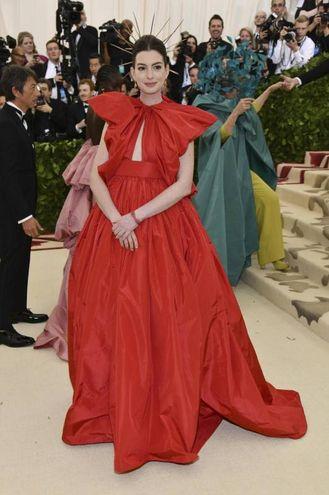 Anne Hathaway (Ansa)