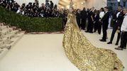 Sarah Jessica Parker in Dolce e Gabbana (Ansa)
