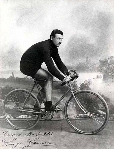 Ganna, il primo padrone del Giro
