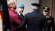 Traini è detenuto nel carcere di Ancona (fcoto Calavita)