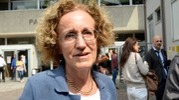 Patrizia Meloni, ex insegnante di Traini (foto Calavita)