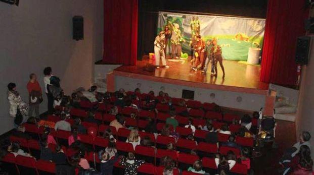 Il Teatro Schuster, sede della futura scuola di recitazione