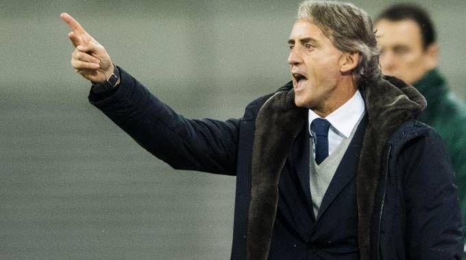 Roberto Mancini, attuale tecnico dello Zenit San Pietroburgo