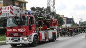 Il funerale del pompiere Daniele Clizia (Fotoprint)