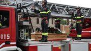 Il pompiere fanese morto improvvisamente nello spogliatoio della piscina di Fossombrone (Fotoprint)