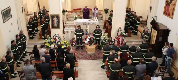 I funerali di Daniele Clizia (Fotoprint)