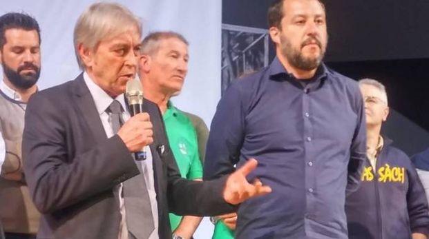 L'incontro di Bramini con Salvini