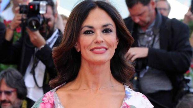 Maria Grazia Cucinotta (LaPresse)