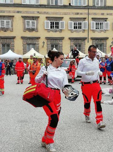 """""""May days"""" a Lucca, la festa delle pubbliche assistenze della Toscana organizzata dall'Anpas"""