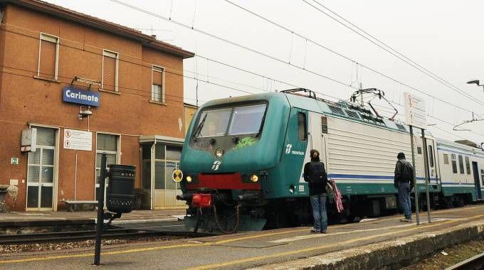 Stazione di Carimate (Cusa)