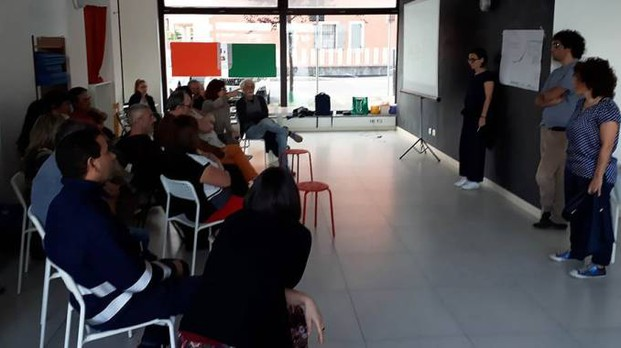 L'incontro all'Housing atelier