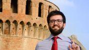 Filippo Samachini, candidato sindaco di Sinistra unita Imola