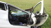 Il 59enne era al volante di una Peugeot 307 (Scardovi)