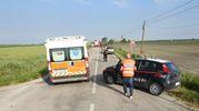 Lo scontro è avvenuto in via Pagana (Scardovi)