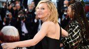 Cate Blanchett e le altre (Lapresse)