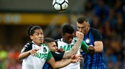 Inter-Sassuolo  (foto Lapresse)