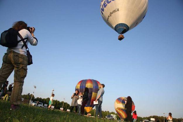 Festival delle mongolfiere  (foto Ravaglia)