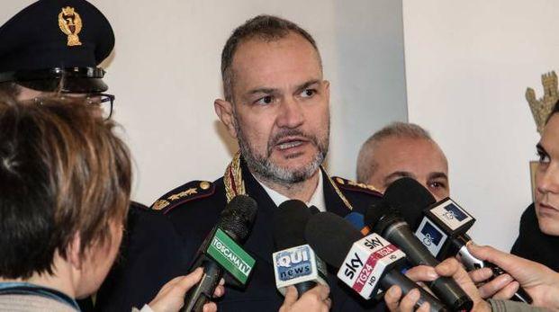 Francesco Zunino  è il dirigente del commissariato di polizia di piazza Gramsci dal giugno del 2014