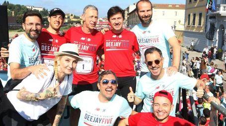 Deejay ten: Linus, Nardella, Vannucci, Trio Medusa, La Pina, Diego e Federico Pellegrino