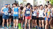 La corsa storica di Frati, a Camaiore (foto Regalami un sorriso onlus)