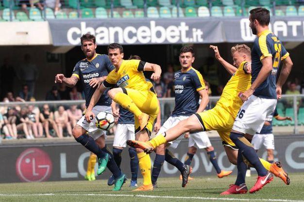 Verona-Udinese 0-1 Baràk (U) 20' (Ansa)