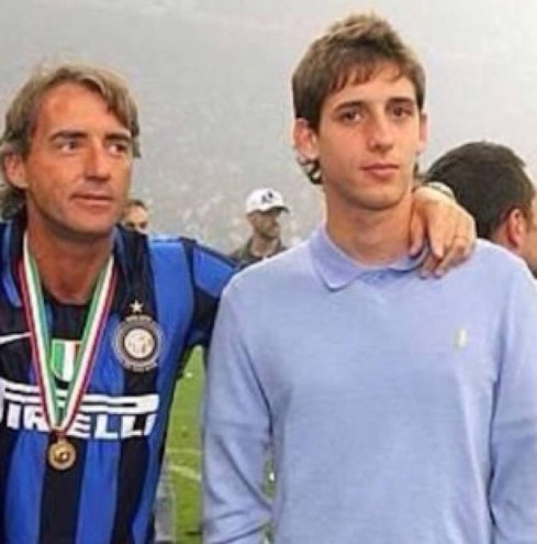 Approda all'Inter nel 2004