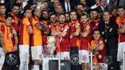 Conquista il campionato turco, è il 2013