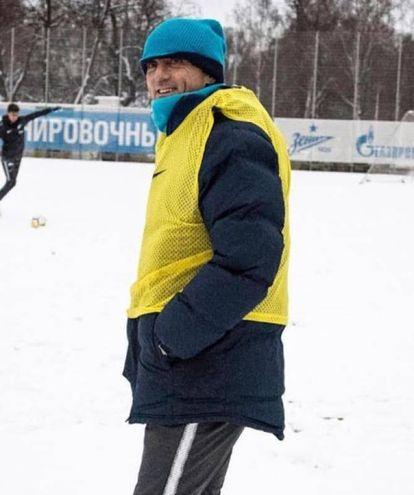 In Russia allena lo Zenit (2017)