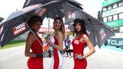 Le ombrelline (Foto Isolapress)