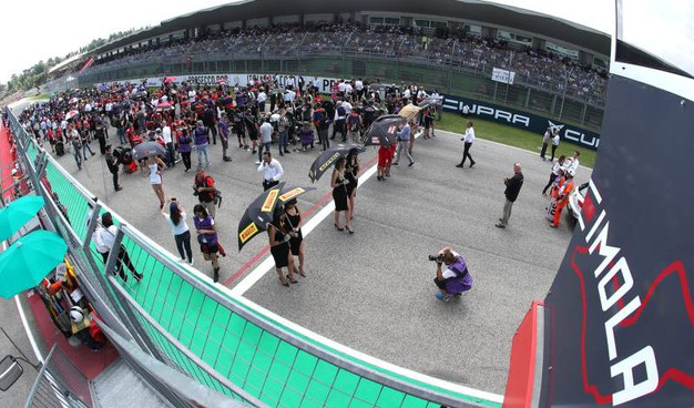 All'Autodromo (foto Isolapress)