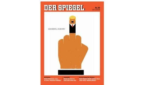Copertina di Der Spiegel (www.spiegel.de)