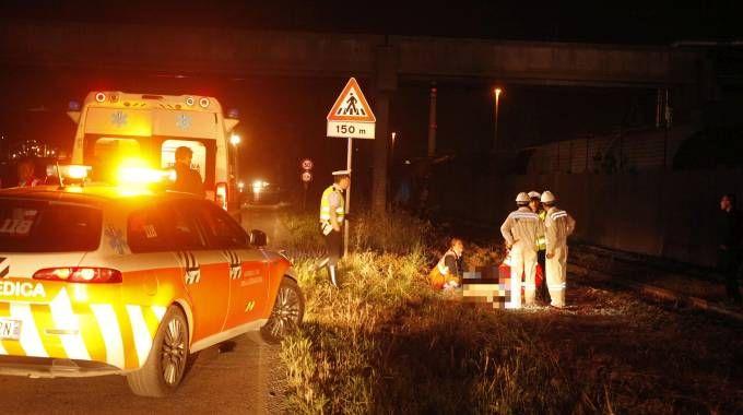 L'incidente mortale in via Baiona