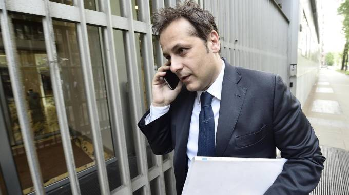 Armando Siri (Lega), ideologo della flat tax (Ansa)