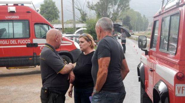 Un'autentica task force si è messa in moto per trovare il disperso. Salma recuperata dopo tre ore