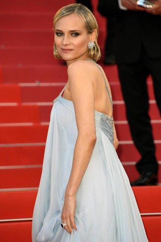 Diane Kruger (Ansa)