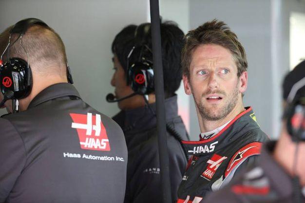 Romain Grosjean 0