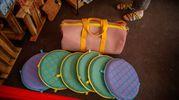I colorati accessori di Matrioska Lab Store (Foto PasqualeBove)